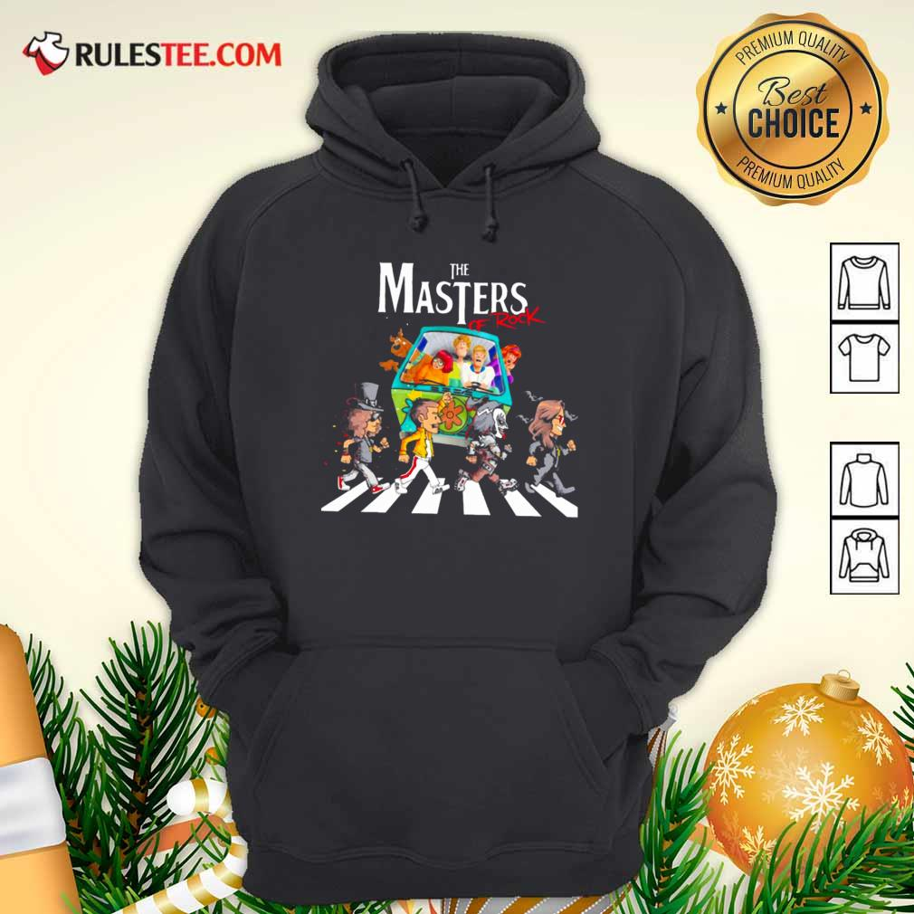 The Masters Of Rook Hoodie - Design By Rulestee.com