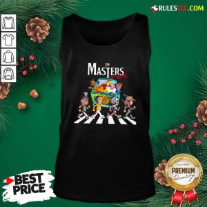 The Masters Of Rook Tank Top - Design By Rulestee.com