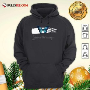 Butterfly Become The Change Hoodie - Design By Rulestee.com