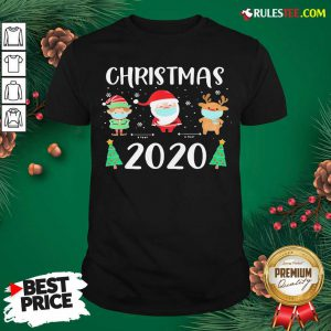 Perfect Christmas Quarantine Face Mask 2020 Christmas Shirt - Design By Rulestee.com