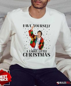 Harry Styles Have Yourself A Harry Little Christmas 2020 Sweatshirt - Design By Rulestee.com