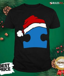 Perfect Santa Autism Christmas Shirt - Design By Rulestee.com