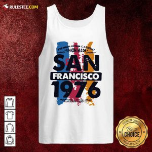 Union Made San Francisco 1076 Tank Top - Design By Rulestee.com