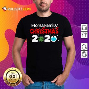Flores Christmas 2020 Mask Corona Virus Shirt - Design By Rulestee.com