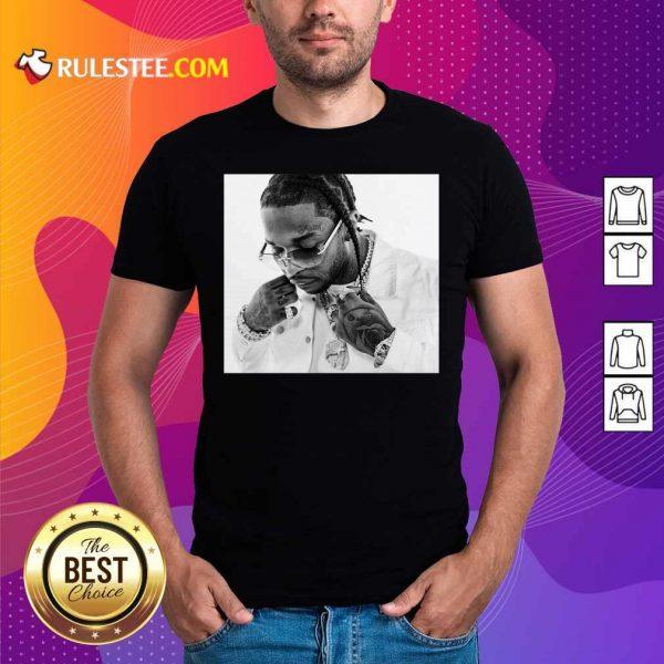 Rip Pop Smoke 2020 Shirt - Design By Rulestee.com