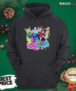 Top Lollipopz Merch Hoodie - Design By Rulestee.com