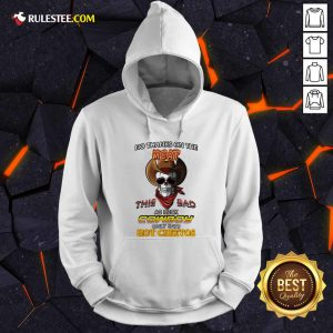Skull No Thanks On The This Bad As Heck Cowboy Only Eats Hot Cheetos Hoodie - Design By Rulestee.com
