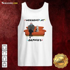 Weekend At Bernies Tank Top - Design By Rulestee.com