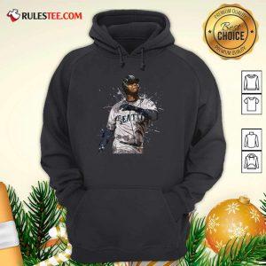 Ken Griffey Jr Seattle Mariners Hoodie - Design By Rulestee.com