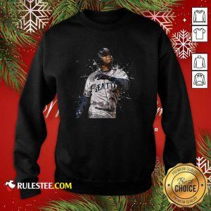 Ken Griffey Jr Seattle Mariners Sweatshirt - Design By Rulestee.com