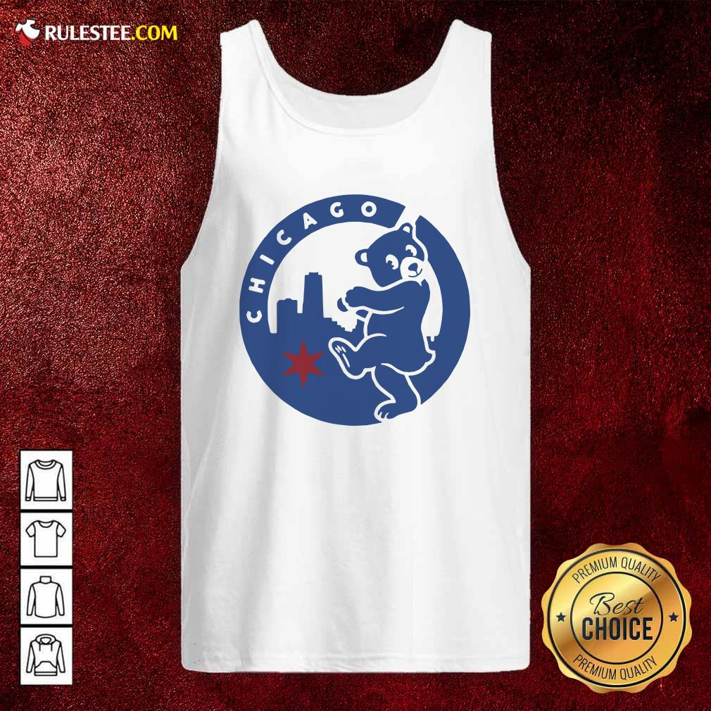 Chicago Bears Hometown Slugger Tank Top - Design By Rulestee.com