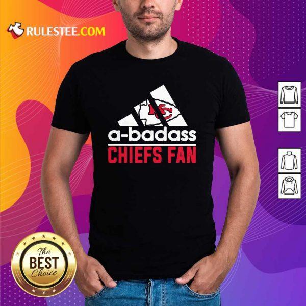 A Badass Chiefs Fan Shirt - Design By Rulestee.com