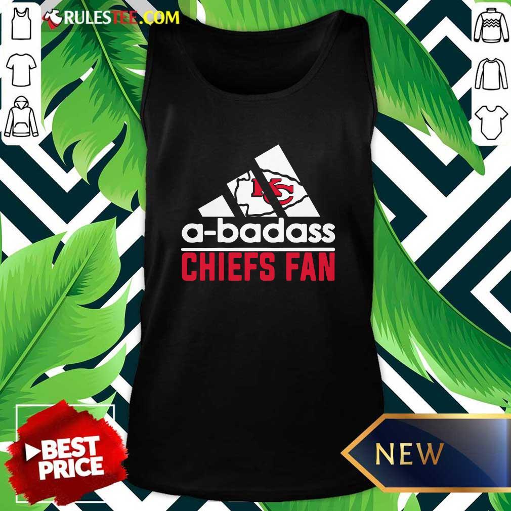 A Badass Chiefs Fan Tank Top - Design By Rulestee.com