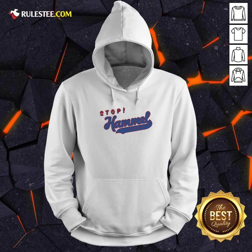 Chicago Bears Stop Hammer Time Hoodie - Design By Rulestee.com