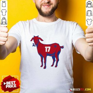 17 Goat Allen For Buffalo Bill 2021 Shirt - Design By Rulestee.com