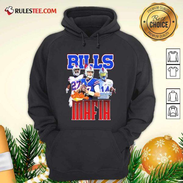 Digg Allen And Tredavious White Buffalo Bills Mafia 2021 Hoodie - Design By Rulestee.com