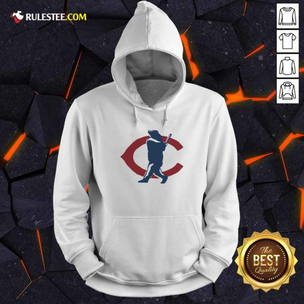 Chicago Bears North Side Home Run Hoodie - Design By Rulestee.com