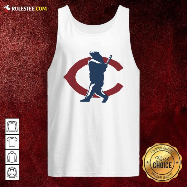 Chicago Bears North Side Home Run Tank Top - Design By Rulestee.com