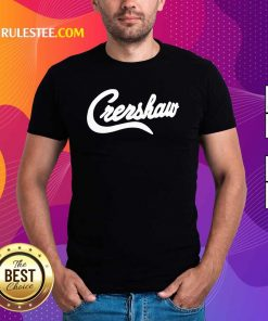 Crenshaw The Marathon Clothing Shirt - Design By Rulestee.com