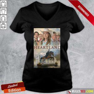Heartland V-neck - Design By Rulestee.com