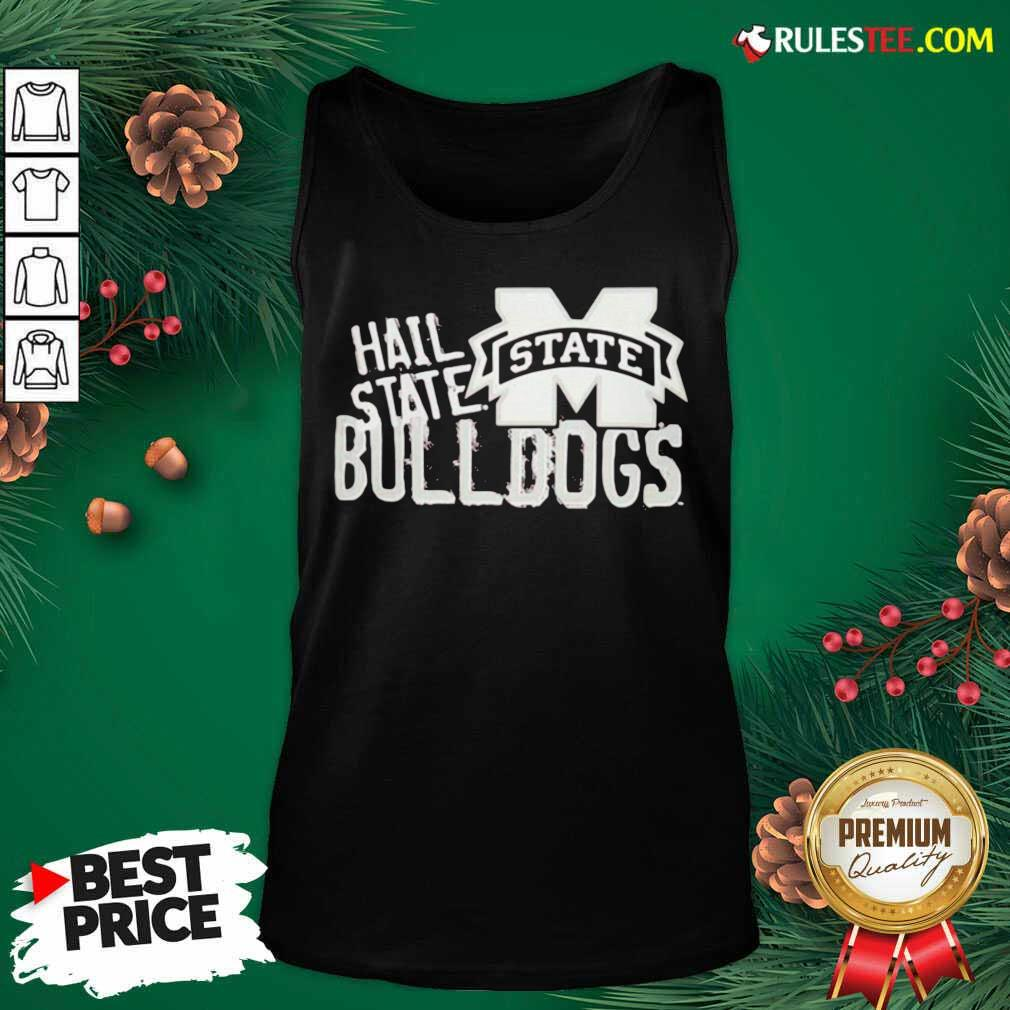Hall State Bulldogs Champion Tank Top - Design By Rulestee.com