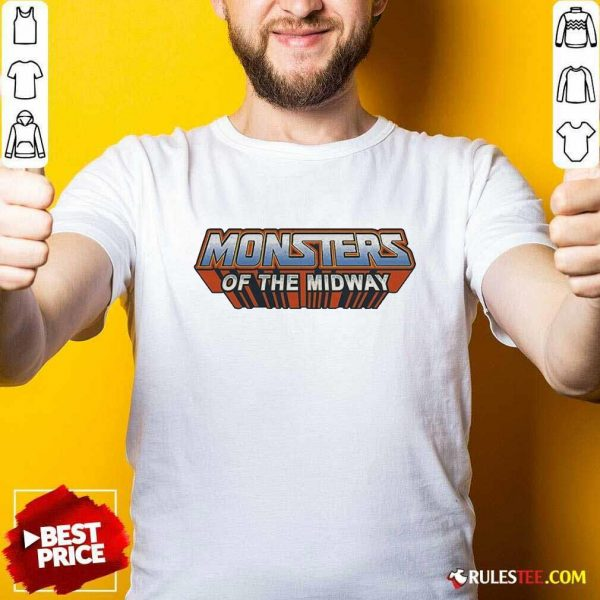 Chicago Bears Monsters Of The Universe Shirt - Design By Rulestee.com