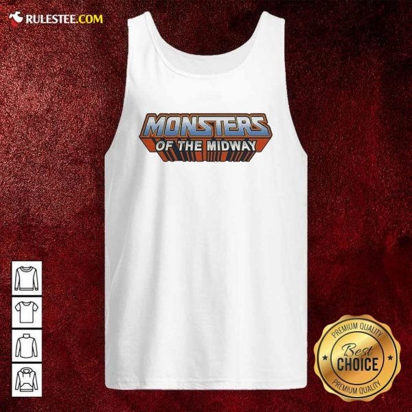 Chicago Bears Monsters Of The Universe Tank Top - Design By Rulestee.com