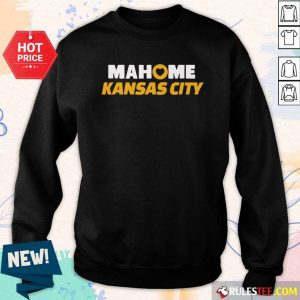 Patrick Mahomes Kansas City Sweatshirt - Design By Rulestee.com
