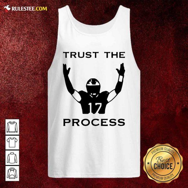 17 Trust The Process Tank Top - Design By Rulestee.com