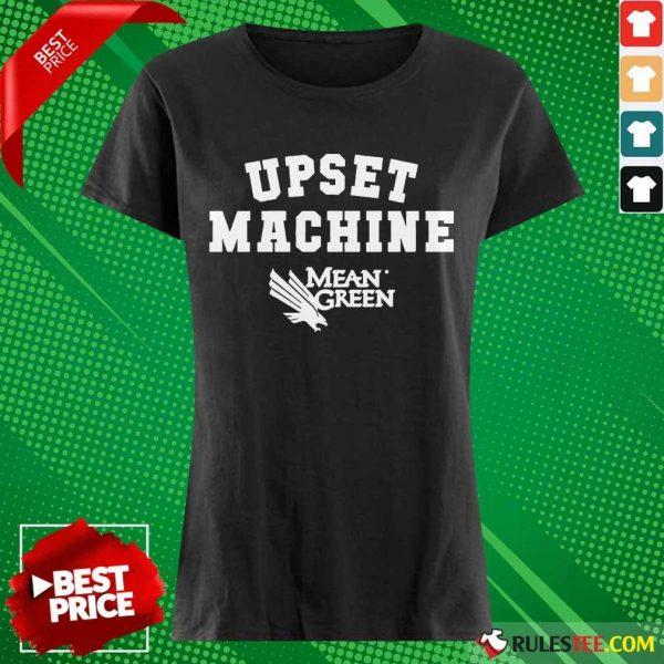 Confident Upset Machine Mean Ladies Tee Basketball