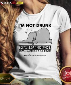 Delighted Elephant Drunk Have Lil Drunk Ladies Tee