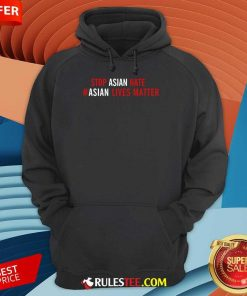 Ecstatic Lives Matter Stop Asian Hate Hoodie