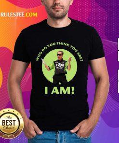 Emotional Pete Weber Who Do Think You Shirt