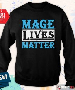Excited Mage Lives Matter Sweater