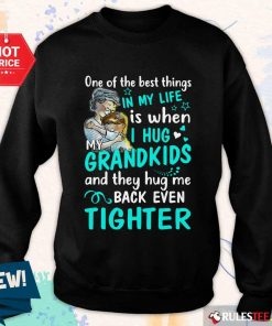 Excited One The Best Things Grandkids Sweater