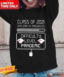 Good Class Of 2021 Diploma In Progress Long-Sleeved