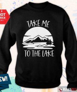 Good Take Me To The Lake Sweater
