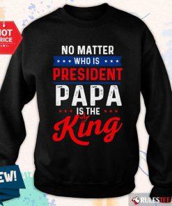 Great Matter President Papa King Sweater