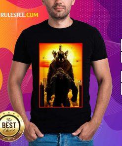 Happy Godzilla Vs Kong Official 2021 Shirt