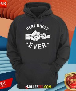 Nonplussed Best Uncle Ever Hoodie