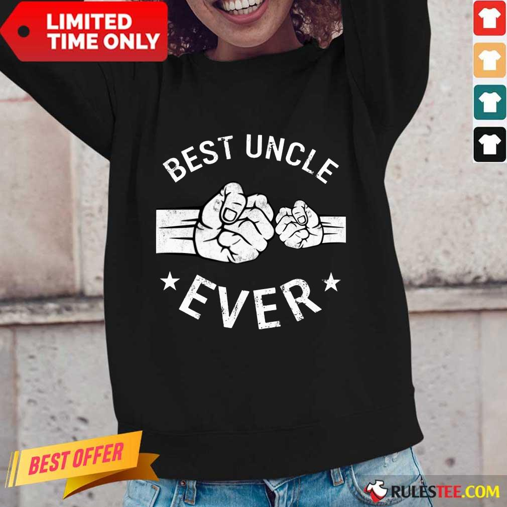 Nonplussed Best Uncle Ever Long-sleeved