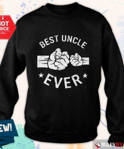 Nonplussed Best Uncle Ever Sweater