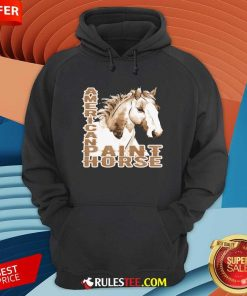 Paint Horse American Hoodie - Design By Rulestee.com