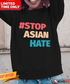 Terrific 2021 Stop Asian Hate Long-sleeved