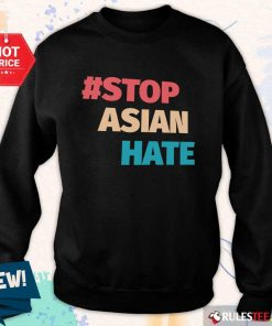 Terrific 2021 Stop Asian Hate Sweater