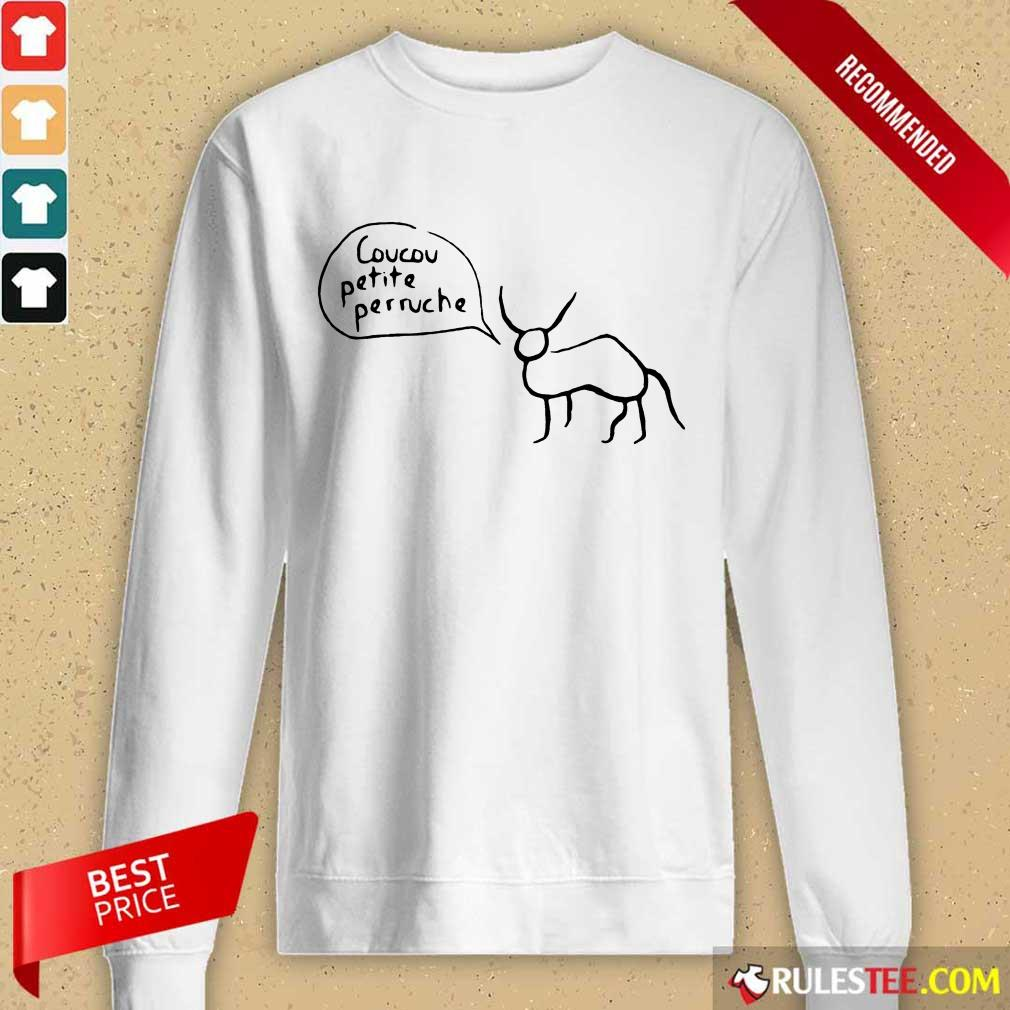 Top Coucou Petite Perruche Long-Sleeved