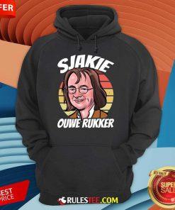 Wonderful Sjakie Ouwe Rukker Hoodie