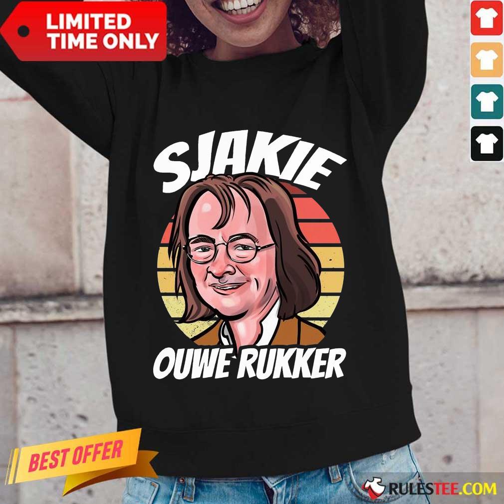Wonderful Sjakie Ouwe Rukker Long-sleeved