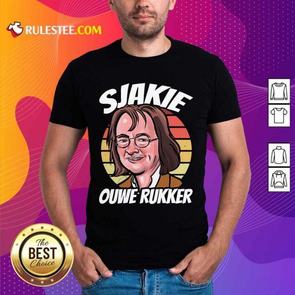 Wonderful Sjakie Ouwe Rukker Shirt