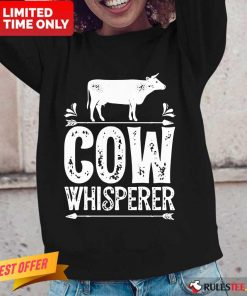 Cow Whisperer Long-Sleeved